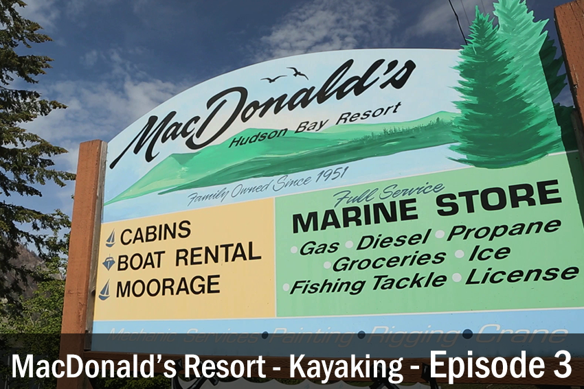 MacDonald's Kayaking