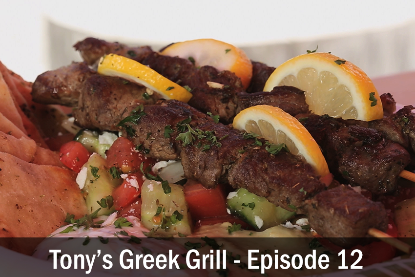 Tony's Greek Grill