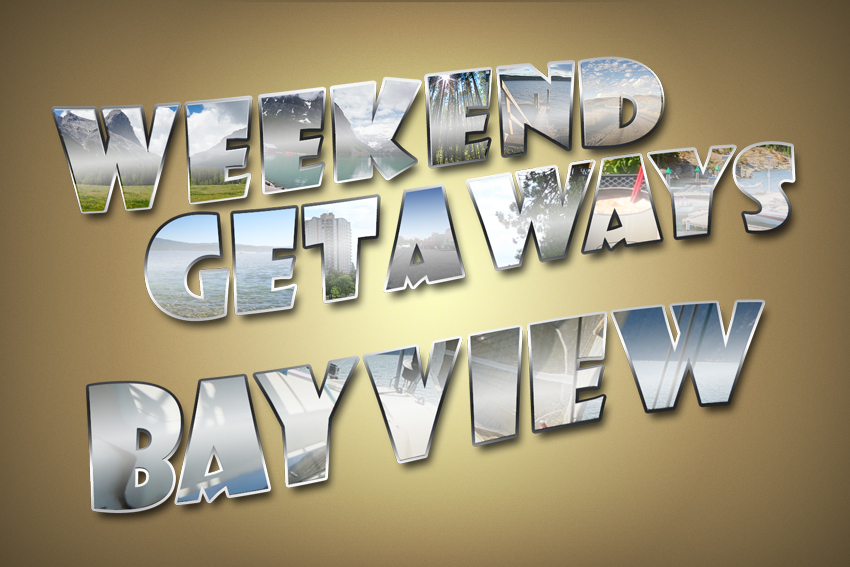 Weekend Getaways Ep3 Bayview